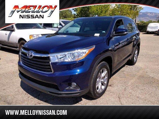 2015 toyota highlander xle awd xle 4dr suv for sale in albuquerque new mexico classified. Black Bedroom Furniture Sets. Home Design Ideas