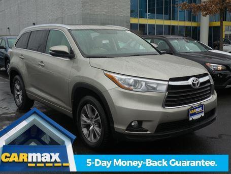 2015 toyota highlander xle awd xle 4dr suv for sale in new haven connecticut classified. Black Bedroom Furniture Sets. Home Design Ideas