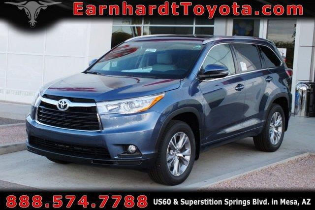 2015 toyota highlander xle awd xle 4dr suv for sale in mesa arizona classified. Black Bedroom Furniture Sets. Home Design Ideas