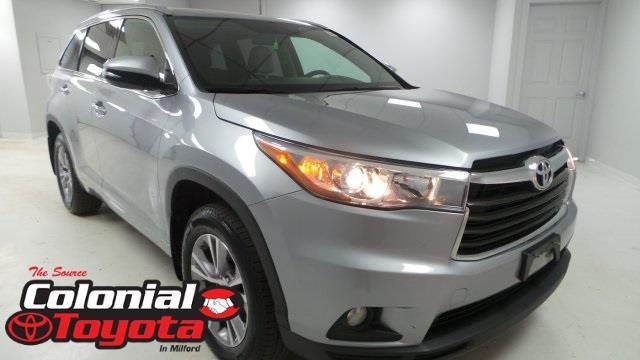 2015 toyota highlander xle awd xle 4dr suv for sale in milford connecticut classified. Black Bedroom Furniture Sets. Home Design Ideas