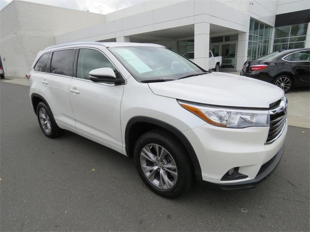 American Auto Sales Nc: 2015 Toyota Highlander XLE XLE 4dr SUV For Sale In