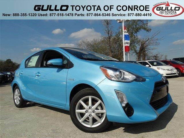 2015 toyota prius c for sale in conroe texas classified. Black Bedroom Furniture Sets. Home Design Ideas
