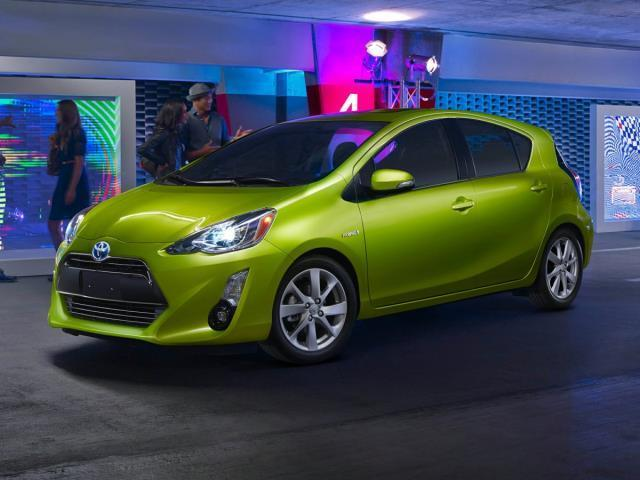 2015 Toyota Prius c Four Four 4dr Hatchback