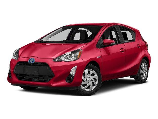 2015 Toyota Prius c One One 4dr Hatchback