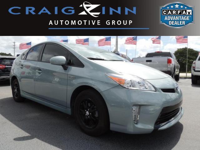 2015 Toyota Prius Five Five 4dr Hatchback