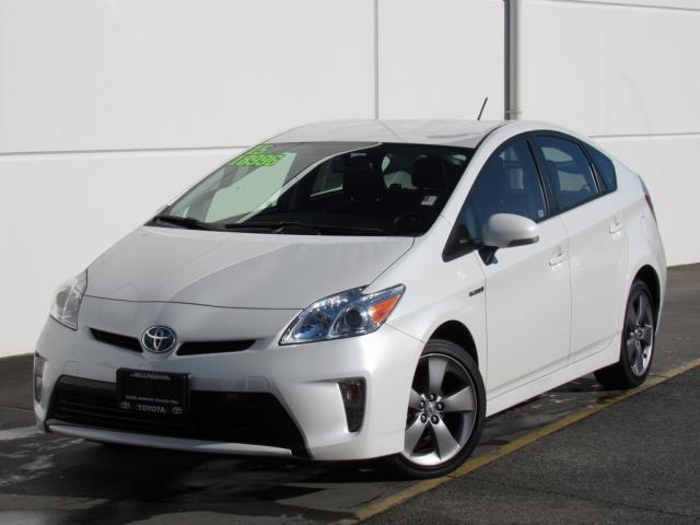2015 Toyota Prius Persona Series Persona Series 4dr