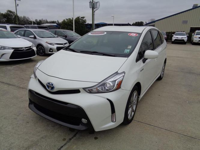 2015 toyota prius v five five 4dr wagon for sale in lake charles louisiana classified. Black Bedroom Furniture Sets. Home Design Ideas