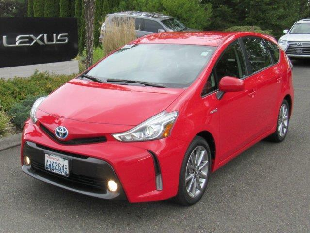 2015 toyota prius v five five 4dr wagon for sale in tacoma washington classified. Black Bedroom Furniture Sets. Home Design Ideas