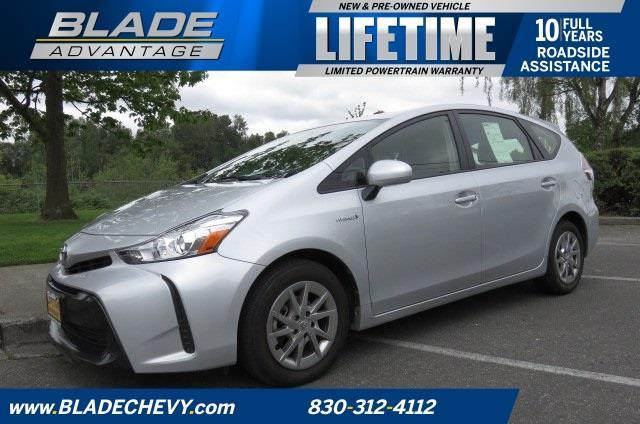 2015 Toyota Prius V Two Two 4dr Wagon For Sale In Mount