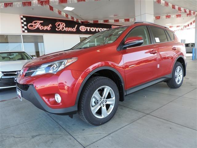 2015 toyota rav4 4x2 xle 4dr suv for sale in richmond texas classified. Black Bedroom Furniture Sets. Home Design Ideas