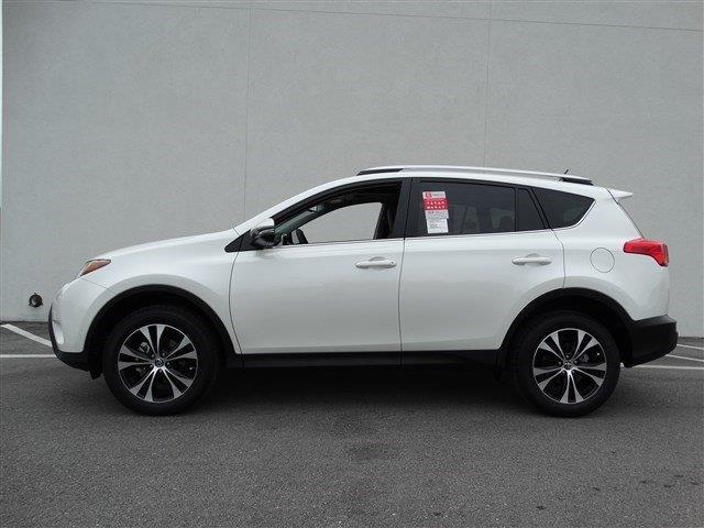 Toyota Jacksonville Nc >> 2015 TOYOTA RAV4 AWD Limited 4dr SUV for Sale in Jacksonville, North Carolina Classified ...
