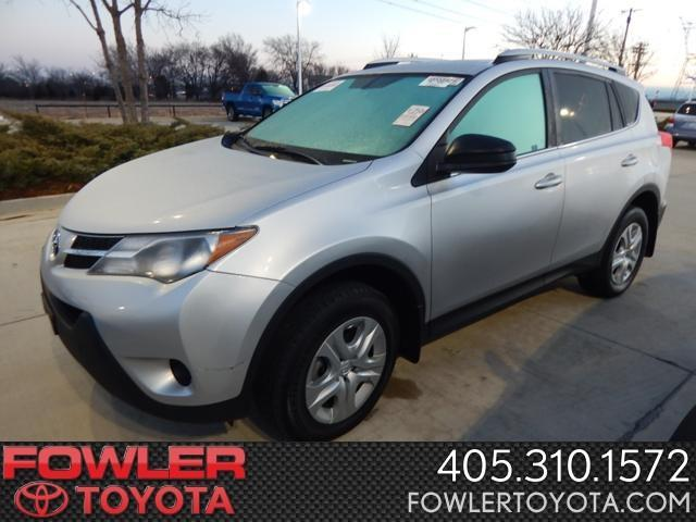 2015 toyota rav4 le awd le 4dr suv for sale in norman oklahoma classified. Black Bedroom Furniture Sets. Home Design Ideas