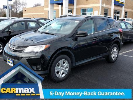 2015 toyota rav4 le awd le 4dr suv for sale in harrisonburg virginia classified. Black Bedroom Furniture Sets. Home Design Ideas
