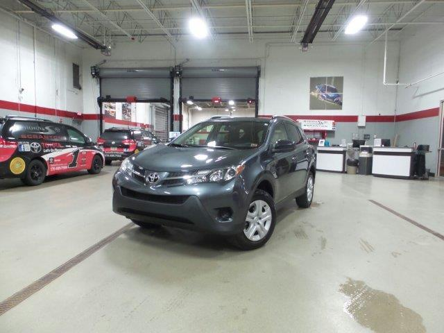 2015 Toyota RAV4 LE AWD LE 4dr SUV