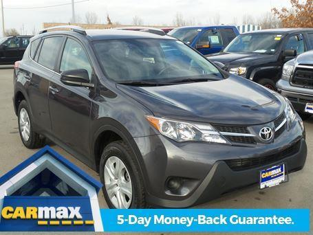 2015 toyota rav4 le awd le 4dr suv for sale in saint peters missouri classified. Black Bedroom Furniture Sets. Home Design Ideas