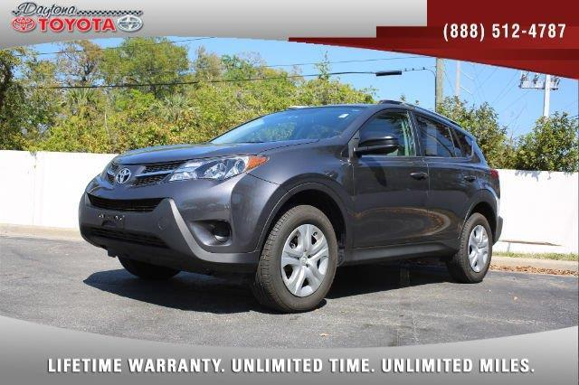 2015 toyota rav4 le awd le 4dr suv for sale in palm coast florida classified. Black Bedroom Furniture Sets. Home Design Ideas