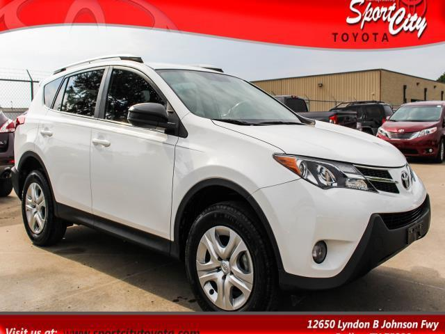 2015 toyota rav4 le awd le 4dr suv for sale in dallas texas classified. Black Bedroom Furniture Sets. Home Design Ideas