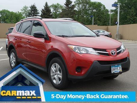 2015 toyota rav4 le awd le 4dr suv for sale in minneapolis minnesota classified. Black Bedroom Furniture Sets. Home Design Ideas
