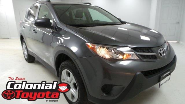 2015 toyota rav4 le awd le 4dr suv for sale in milford connecticut classified. Black Bedroom Furniture Sets. Home Design Ideas