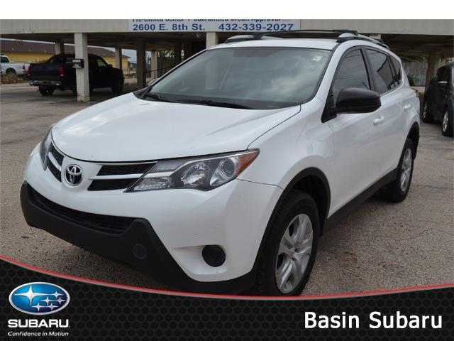 2015 toyota rav4 le le 4dr suv for sale in midland texas classified. Black Bedroom Furniture Sets. Home Design Ideas
