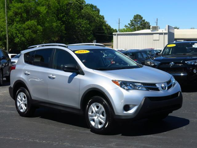 2015 toyota rav4 le le 4dr suv for sale in montgomery alabama classified. Black Bedroom Furniture Sets. Home Design Ideas