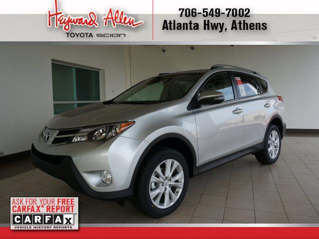2015 toyota rav4 limited athens ga for sale in athens georgia classified. Black Bedroom Furniture Sets. Home Design Ideas