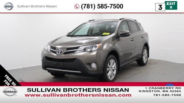 2015 Toyota RAV4 Limited AWD Limited 4dr SUV