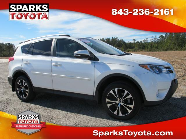 2015 toyota rav4 limited awd limited 4dr suv for sale in myrtle beach south carolina classified. Black Bedroom Furniture Sets. Home Design Ideas