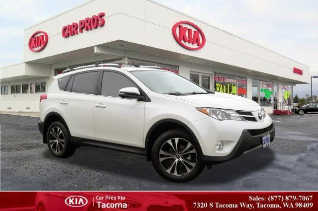 2015 toyota rav4 limited awd limited 4dr suv for sale in tacoma washington classified. Black Bedroom Furniture Sets. Home Design Ideas