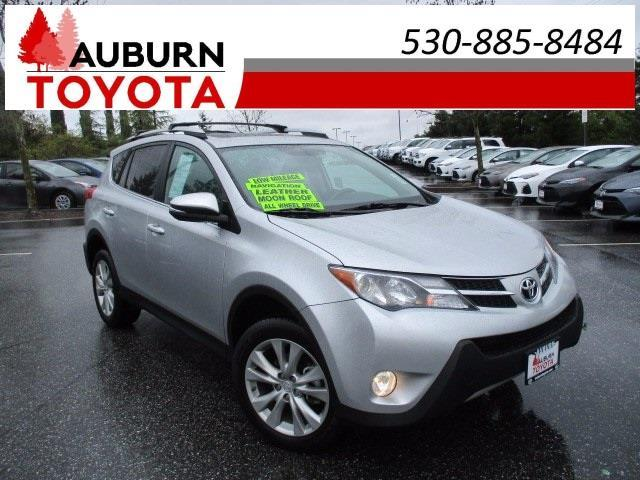 2015 toyota rav4 limited awd limited 4dr suv for sale in auburn california classified. Black Bedroom Furniture Sets. Home Design Ideas