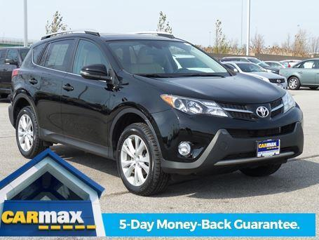 2015 toyota rav4 limited awd limited 4dr suv for sale in cleveland ohio classified. Black Bedroom Furniture Sets. Home Design Ideas