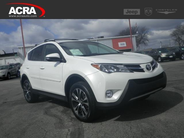 2015 toyota rav4 limited awd limited 4dr suv for sale in shelbyville indiana classified. Black Bedroom Furniture Sets. Home Design Ideas