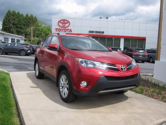 2015 toyota rav4 limited awd limited 4dr suv for sale in reading pennsylvania classified. Black Bedroom Furniture Sets. Home Design Ideas