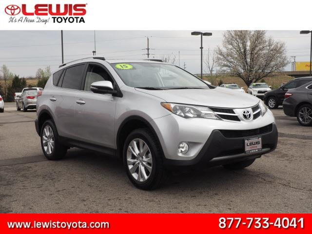 2015 toyota rav4 limited awd limited 4dr suv for sale in topeka kansas classified. Black Bedroom Furniture Sets. Home Design Ideas
