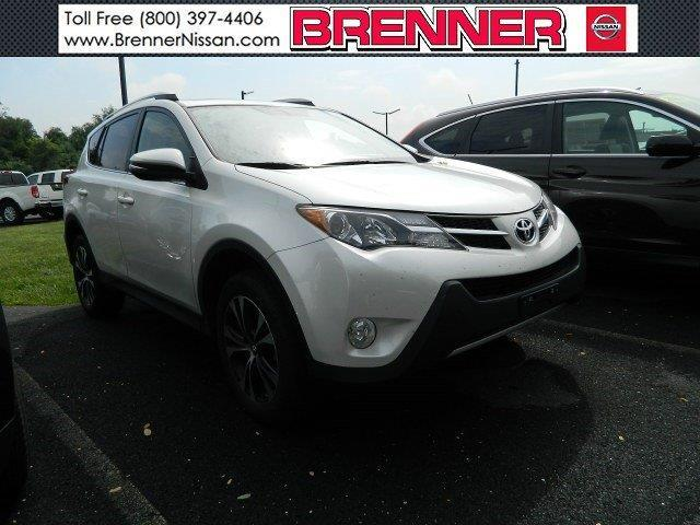 2015 toyota rav4 limited awd limited 4dr suv for sale in defense depot pennsylvania classified. Black Bedroom Furniture Sets. Home Design Ideas