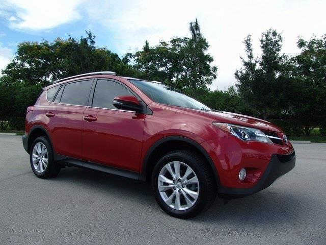 2015 toyota rav4 limited awd limited 4dr suv for sale in pompano beach florida classified. Black Bedroom Furniture Sets. Home Design Ideas