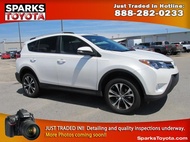 2015 toyota rav4 limited limited 4dr suv for sale in myrtle beach south carolina classified. Black Bedroom Furniture Sets. Home Design Ideas