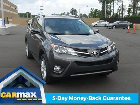 2015 Toyota RAV4 Limited Limited 4dr SUV