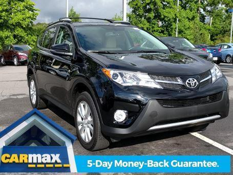 2015 toyota rav4 limited limited 4dr suv for sale in raleigh north carolina classified. Black Bedroom Furniture Sets. Home Design Ideas