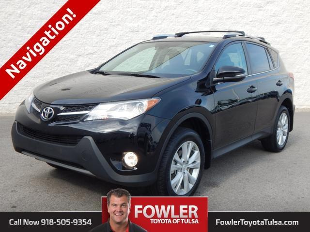 2015 toyota rav4 limited limited 4dr suv for sale in tulsa oklahoma classified. Black Bedroom Furniture Sets. Home Design Ideas