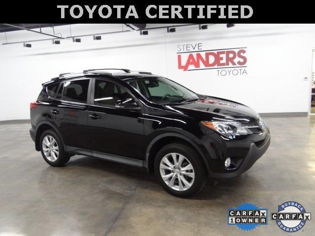2015 toyota rav4 limited limited 4dr suv for sale in little rock arkansas classified. Black Bedroom Furniture Sets. Home Design Ideas