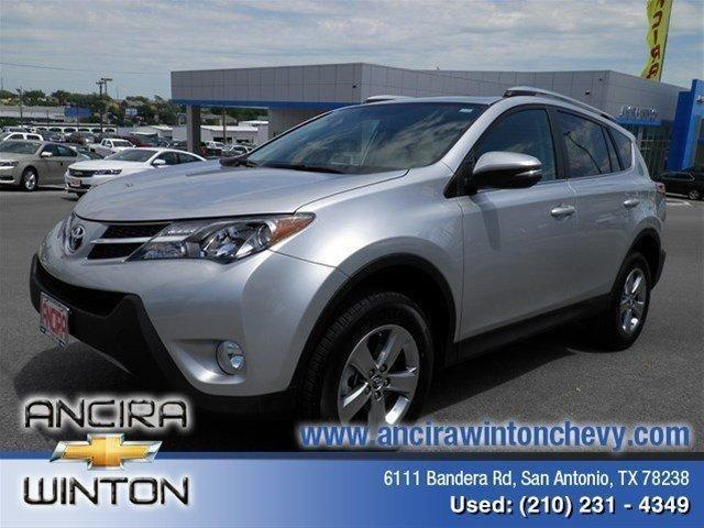 2015 toyota rav4 xle a50778 for sale in san antonio texas classified. Black Bedroom Furniture Sets. Home Design Ideas