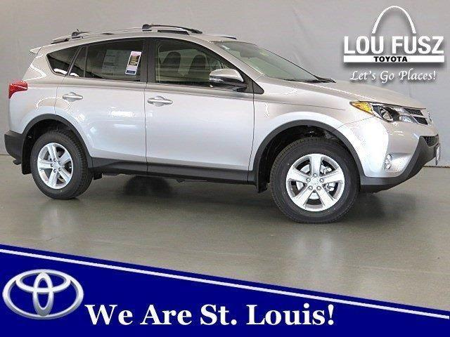 2015 toyota rav4 xle for sale in saint louis missouri classified. Black Bedroom Furniture Sets. Home Design Ideas