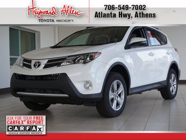 2015 toyota rav4 xle athens ga for sale in athens georgia classified. Black Bedroom Furniture Sets. Home Design Ideas