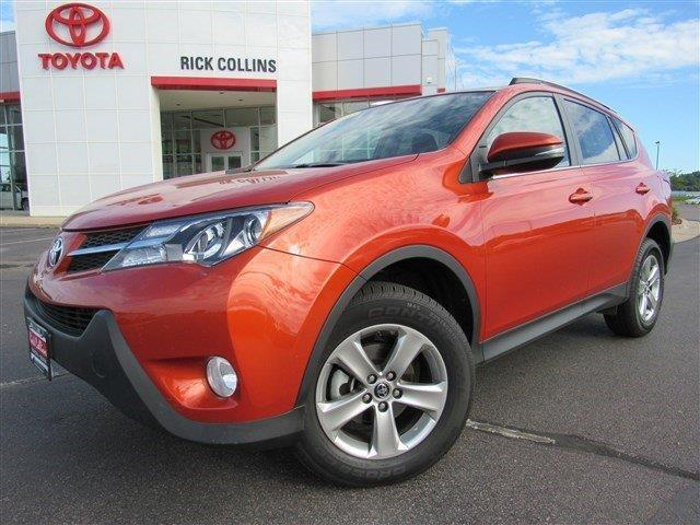 2015 toyota rav4 xle awd xle 4dr suv for sale in sioux city iowa classified. Black Bedroom Furniture Sets. Home Design Ideas