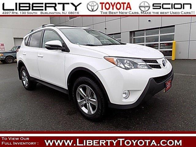 2015 toyota rav4 xle awd xle 4dr suv for sale in burlington new jersey classified. Black Bedroom Furniture Sets. Home Design Ideas