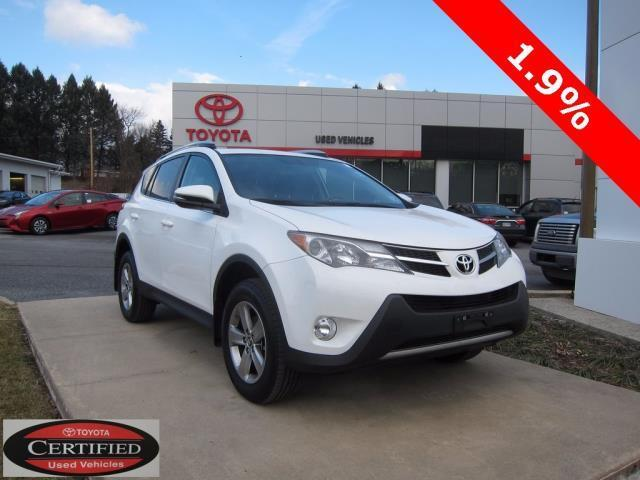 2015 toyota rav4 xle awd xle 4dr suv for sale in reading pennsylvania classified. Black Bedroom Furniture Sets. Home Design Ideas