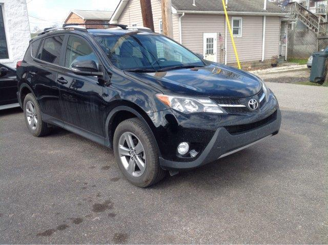 2015 toyota rav4 xle awd xle 4dr suv for sale in charleston west virginia classified. Black Bedroom Furniture Sets. Home Design Ideas