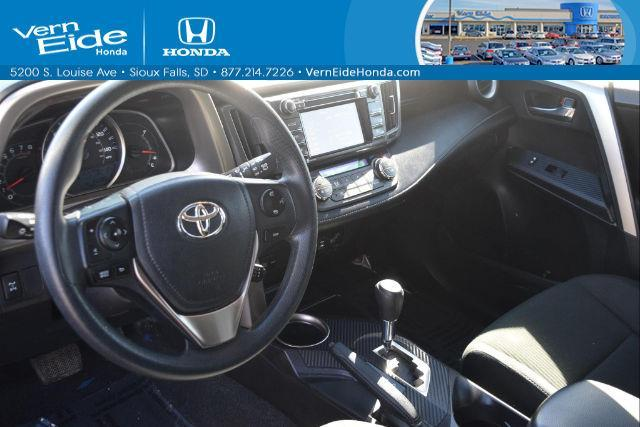 2015 toyota rav4 xle awd xle 4dr suv for sale in sioux for Wheel city motors sioux falls sd