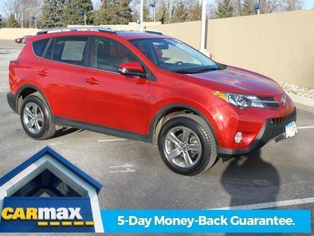 2015 toyota rav4 xle awd xle 4dr suv for sale in minneapolis minnesota classified. Black Bedroom Furniture Sets. Home Design Ideas